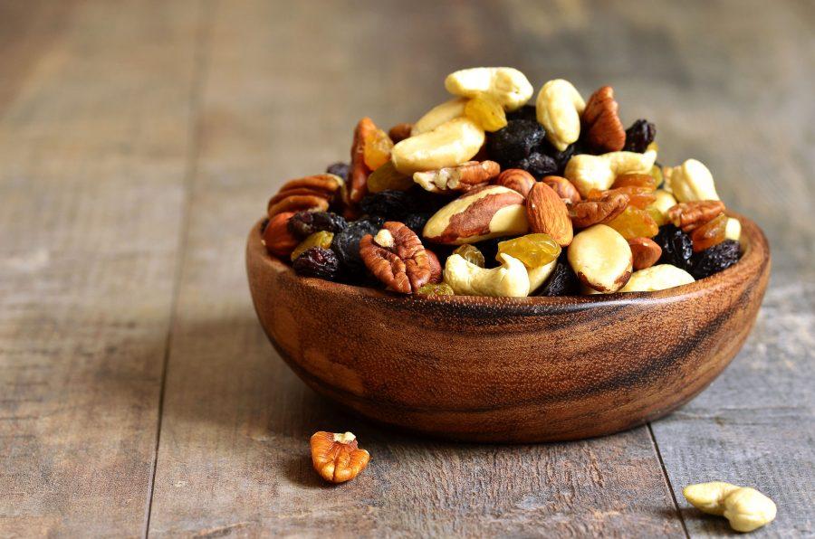 Frutos secos para prevenir el cáncer