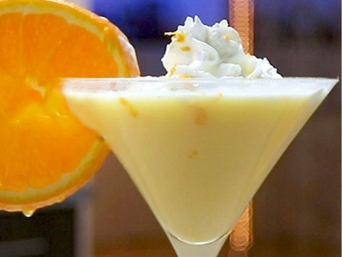 Martini Creamsicle