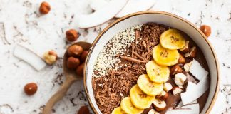 smoothie en bowl
