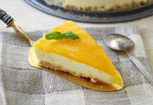 cheesecake de mandarinas