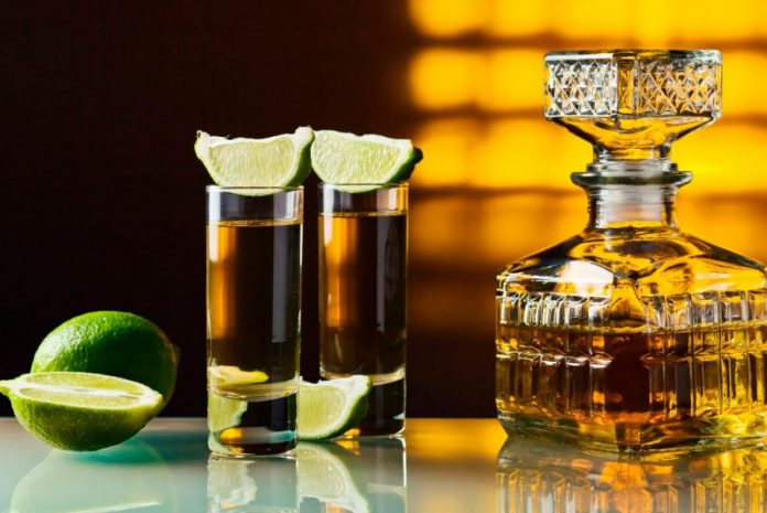 tequila, agave, barrica