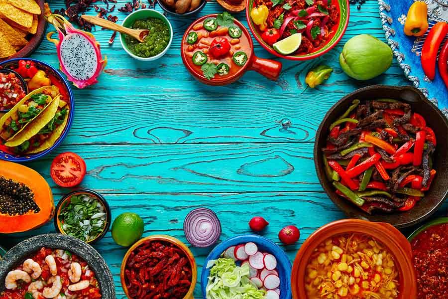 Las comidas m s populares del mundo cocina y vino for Alta cocina mexicana