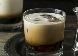 Coctel White russian