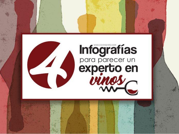 infografías sobre vinos