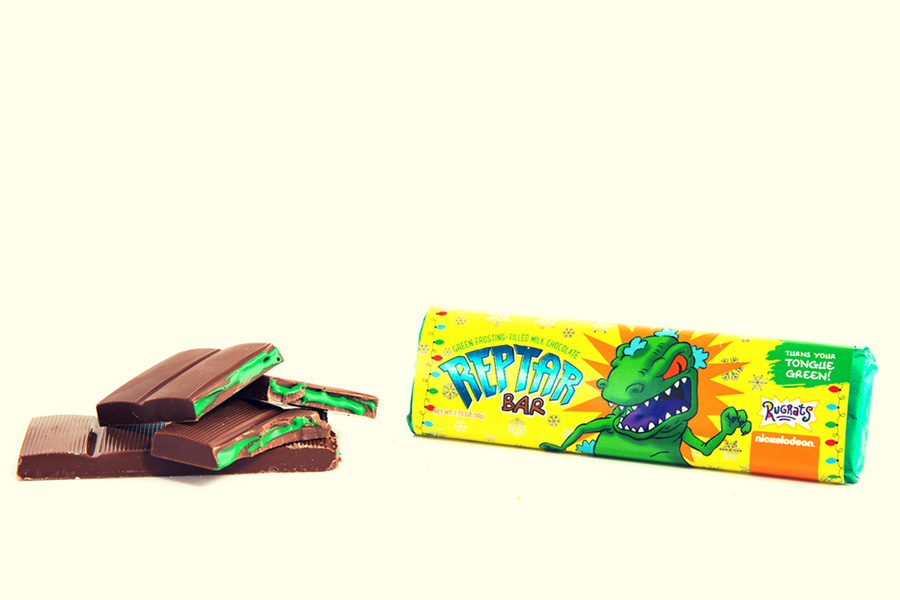 nickelodeon chocolate