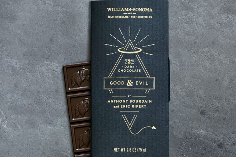 Good And Evil Chocolate