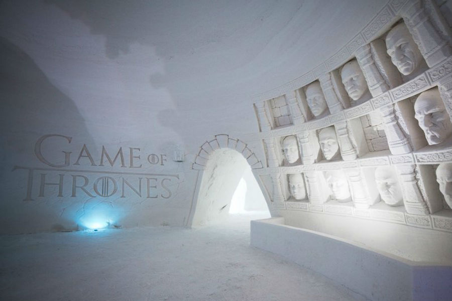 Hotel Game Of Thrones