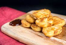 nuggets de queso