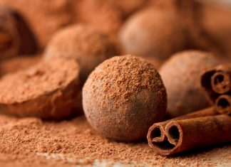 Trufas de chocolate al whisky de David Pallas