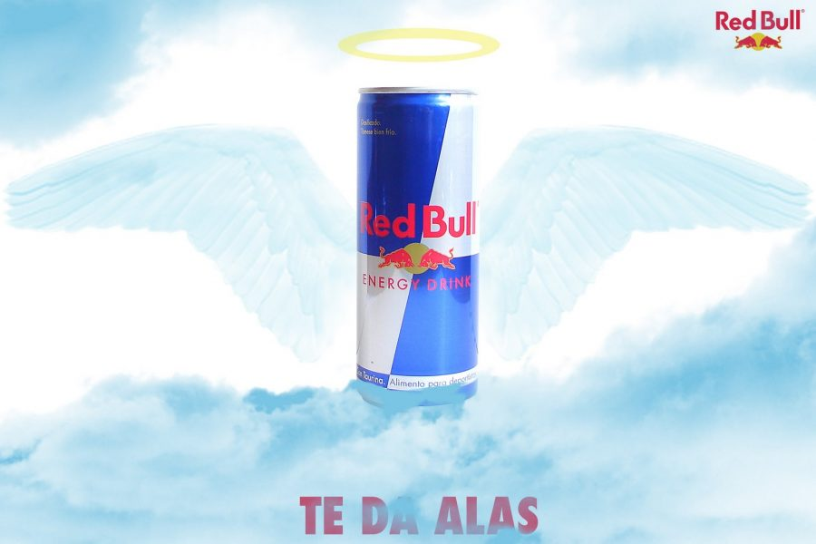 red bull eslogan