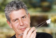 Premios Emmy Anthony Bourdain