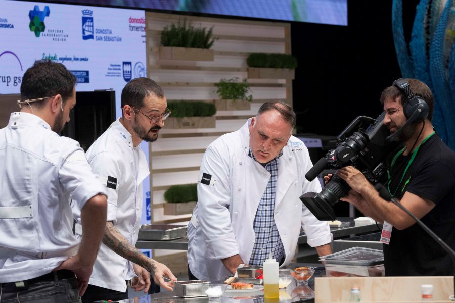 Chef Jose Andres Gastronomika