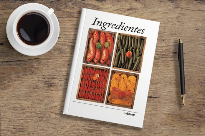 Ingredientes de Loukie Werle y Jill Cox