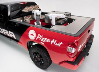 Pizza Hut y Toyota