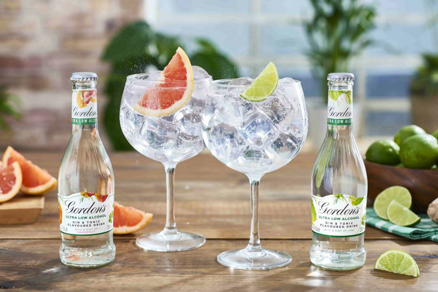 ¿Es posible tomarse un gin-tonic sin alcohol?