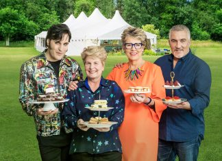 Netflix, The Great British Bake Off