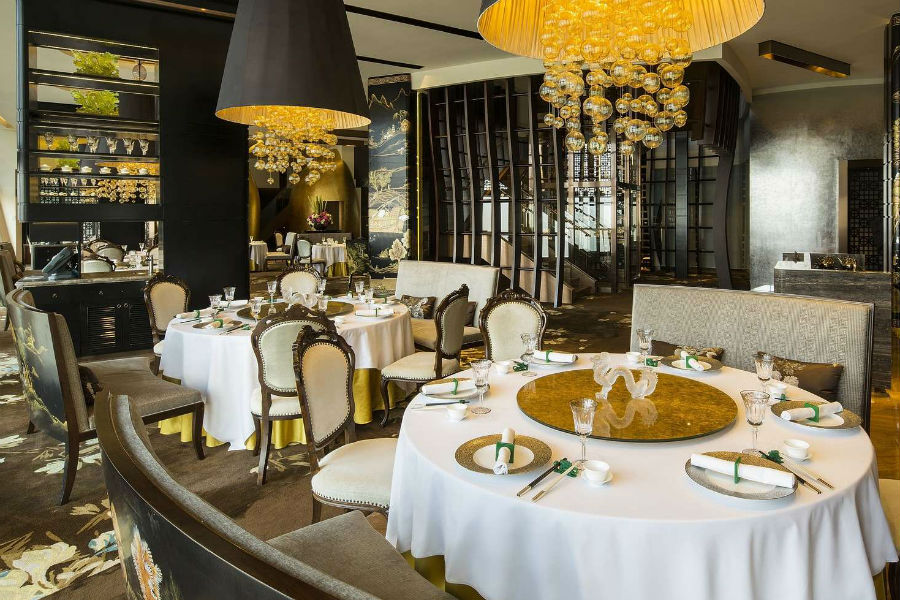 Jade Dragon Guía Michelin Hong Kong y Macao 2019