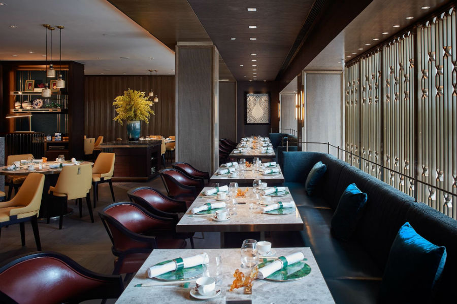 Ying Jee Club Guía Michelin Hong Kong y Macao 2019