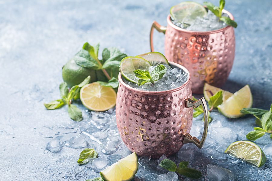 Moscow Mule. 50 cocteles 2018