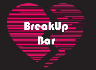 Break Up Bar pop-up San Valentín