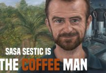 Sasa Sestic The Coffee Man Documental