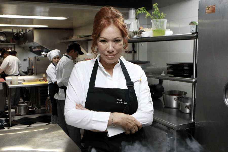 Leonor Espinosa Ganadores Basque Culinary World Prize
