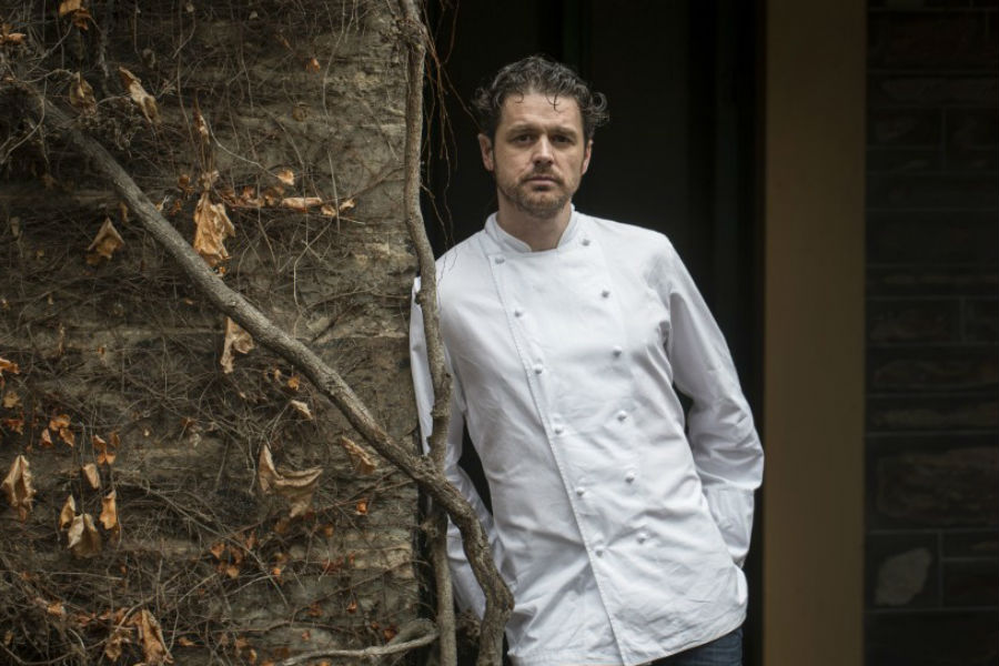 Jock Zonfrillo Ganadores Basque Culinary World Prize