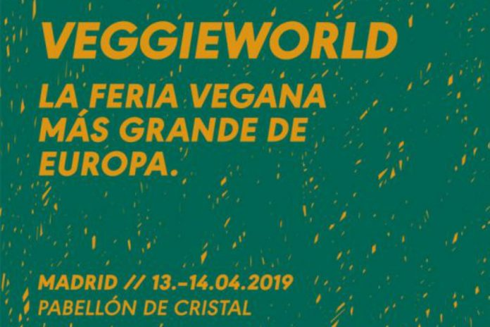 Madrid recibirá la feria VeggieWorld