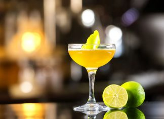 Entre las sábanas - Between the Sheets, un sugerente coctel