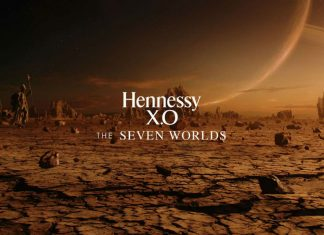 The Seven Worlds, el corto surrealista de Hennessy