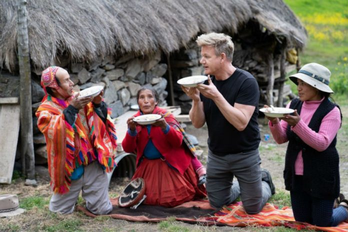 Serie Gordon Ramsay: Uncharted