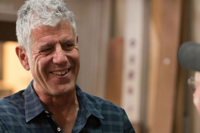 Culinary Institute of America creará beca en honor a Bourdain