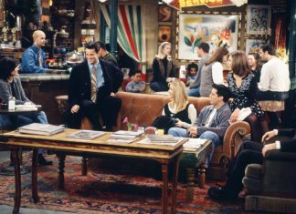 Central Perk de Friends tendrá pop-up en Inglaterra