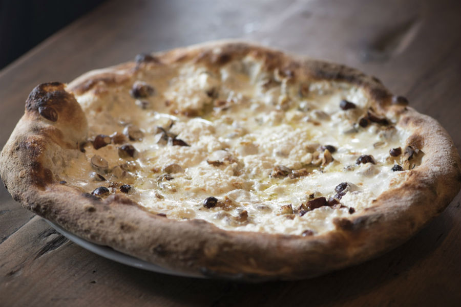 Distinguidas pizzerías norteamericanas en 50 Top Pizza