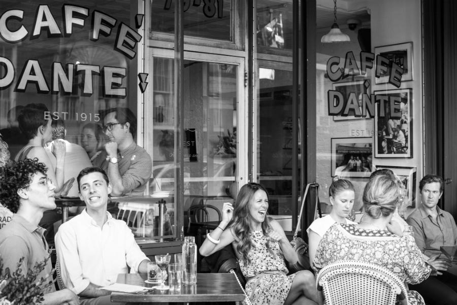 Dante: mejor bar del mundo en los Spirited Awards 2019