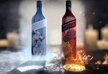 Game of Thrones: Hielo y fuego regresan con botellas de Johnnie Walker