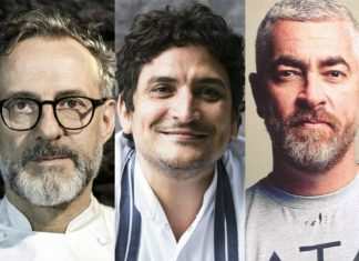 Bottura, Colagreco y Atala juntos en Once Upon A Kitchen