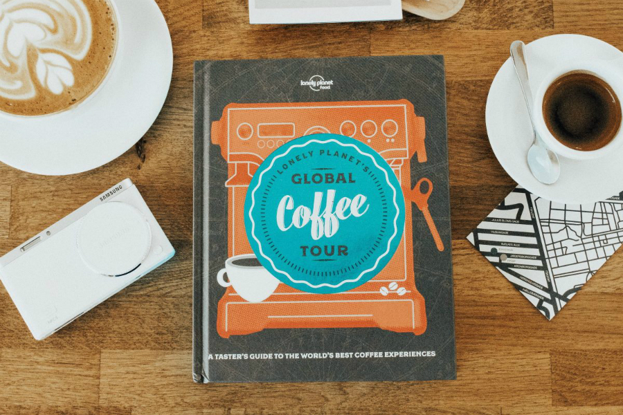 Libro Global Coffee Tour Lonely Planet