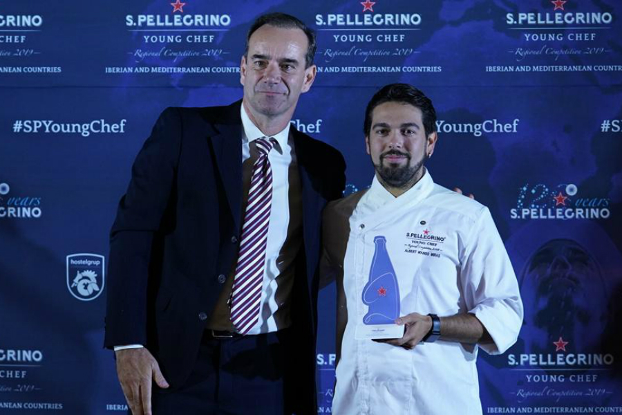 Chef Albert Manso Young Chef 2020