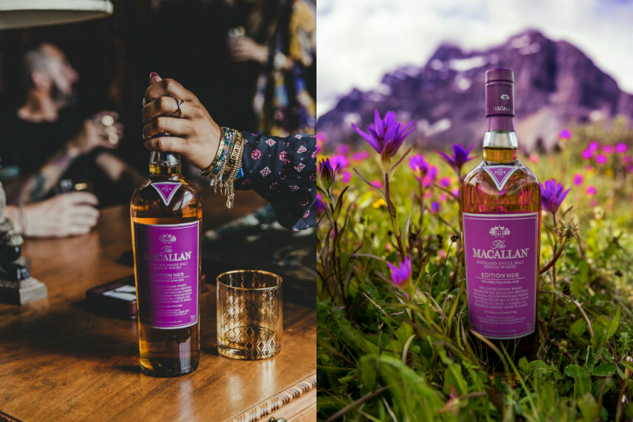 The Macallan N. 5 Pantone