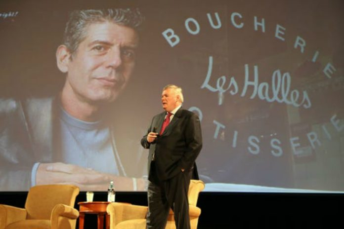 Culinary Institute of America Les Halles D' Anthony Bourdain