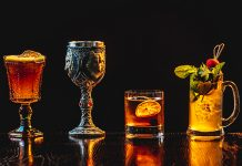 Cocteles Game of Thrones German Gymnasium