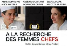 Documental The Goddesses of Food