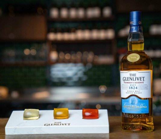 Cocteles encapsulados The Glenlivet