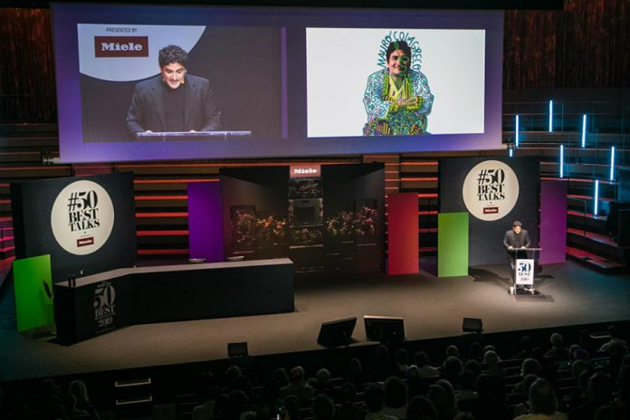 50 best Talks Gastronomía francesa