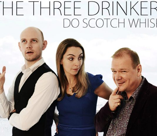 Serie The Three Drinkers do Scotch Whisky Amazon Prime Video
