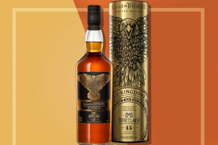 Game of Thrones Mortlach whisky Six Kingdoms