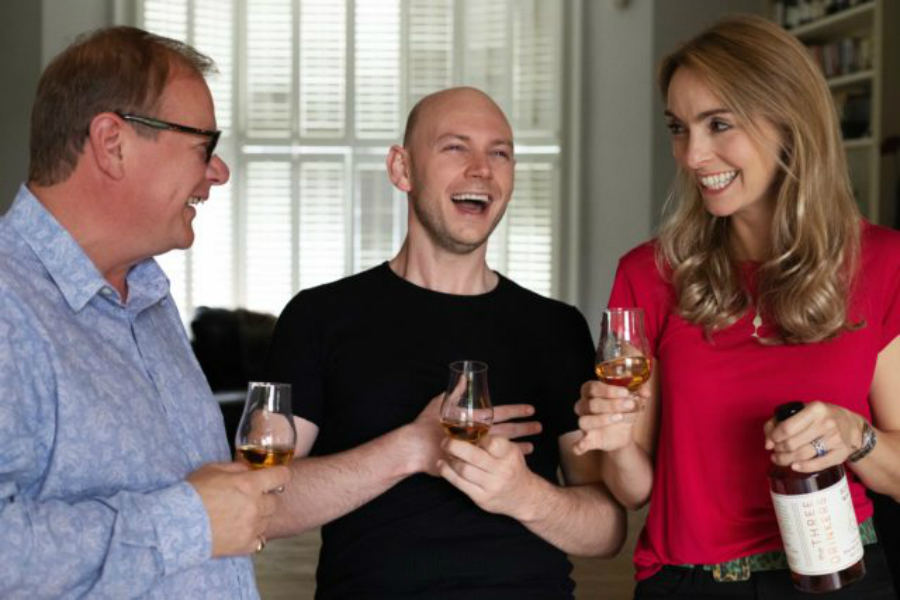 The Three Drinkers do Scotch Whisky Amazon Prime Video