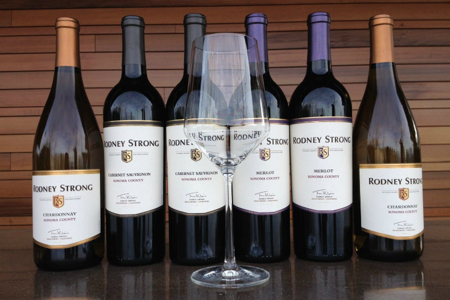 Bodega estadounidense Rodney Strong Vineyards