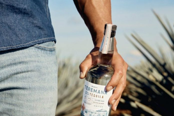 "Dwayne ""The Rock"" Johnson tequila Teremana"